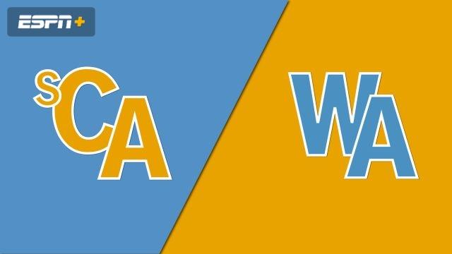 Los Angeles, CA vs. Mill Creek, WA (West Regional)