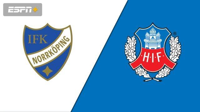 IFK Norrkoping vs. Helsingborgs IF (Allsvenskan)