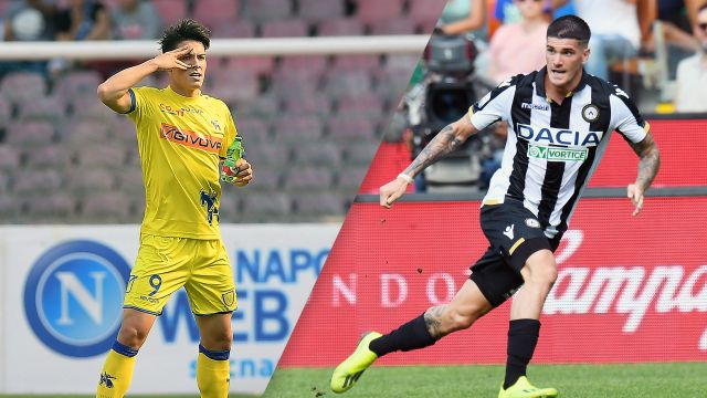 Chievo vs. Udinese (Serie A)