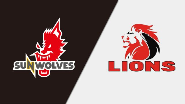 Sunwolves vs. Lions