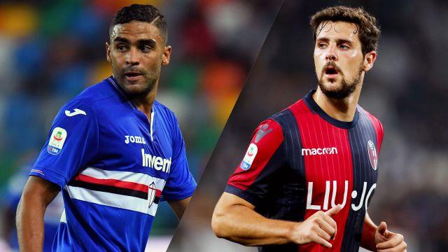 Sampdoria vs. Bologna (Serie A)