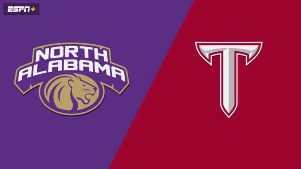 North Alabama vs. Troy (M Basketball)
