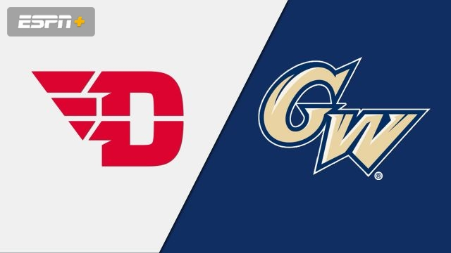 Dayton vs. George Washington (W Basketball)