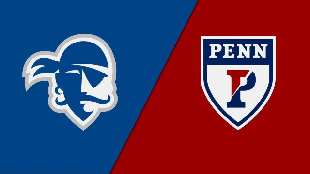 Seton Hall vs. Pennsylvania (Baseball)