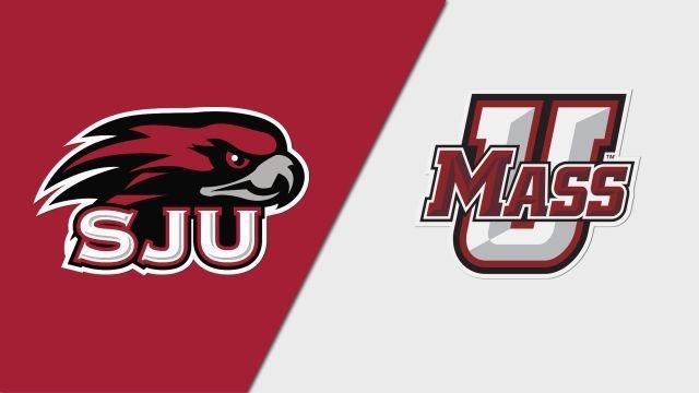 Saint Joseph's vs. UMass (Semifinal #1) (A10 Women's Lacrosse Championship)