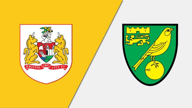 Bristol City vs. Norwich City (English League Championship)