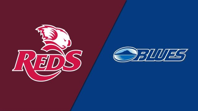 Reds vs. Blues (Super Rugby)