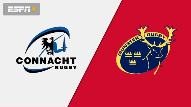 Connacht vs. Munster (Guinness PRO14 Rugby)