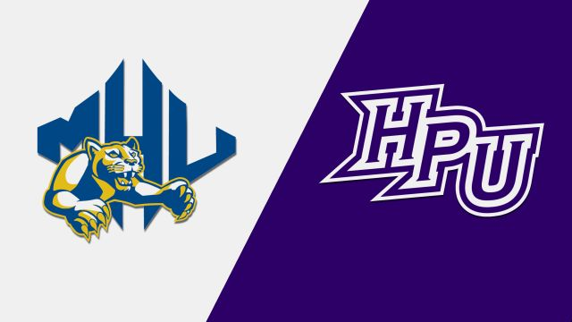 Mars Hill vs. High Point (W Basketball)