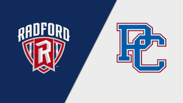 Radford vs. Presbyterian (W Soccer)