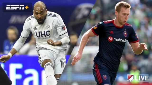 New England Revolution vs. Chicago Fire (MLS)