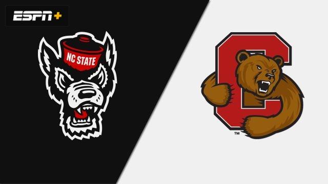 NC State vs. Cornell (Wrestling)