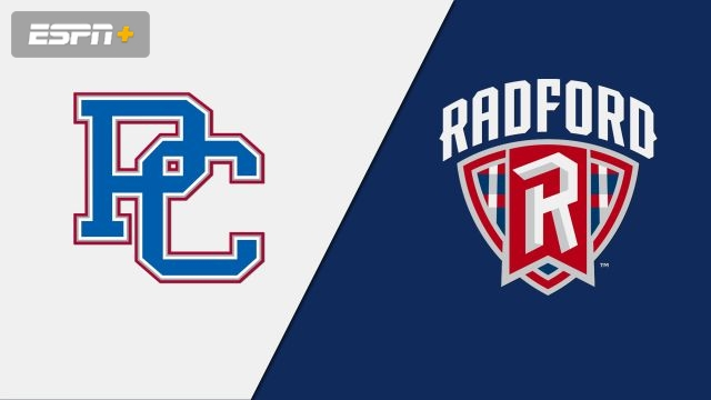 Presbyterian vs. Radford (W Volleyball)