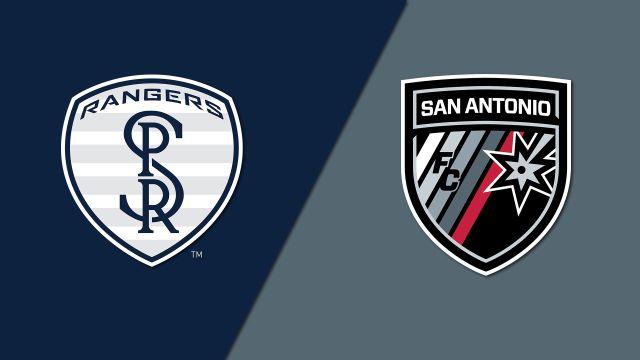 Swope Park Rangers vs. San Antonio FC