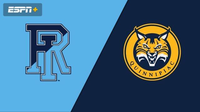 Rhode Island vs. Quinnipiac (W Basketball)