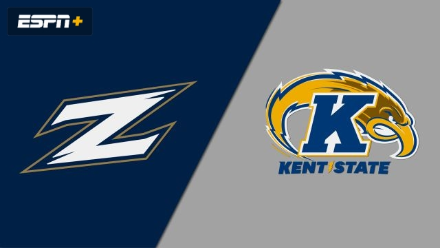 Akron vs. Kent State (W Volleyball)