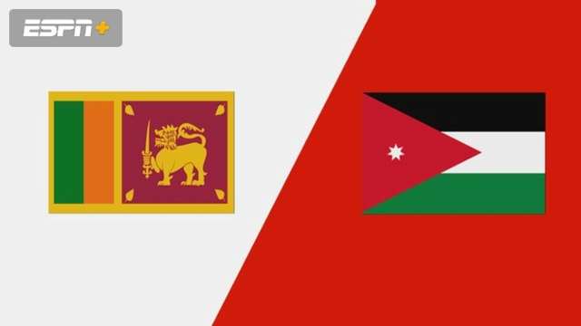 Sri Lanka vs. Jordan