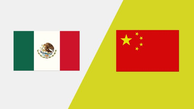 Mexico vs. China (2018 FIL World Lacrosse Championships)