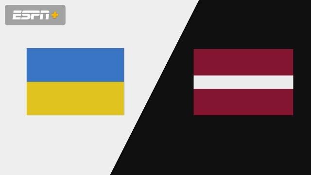 Ukraine vs. Latvia (Group Phase) (FIBA Women's EuroBasket 2019)