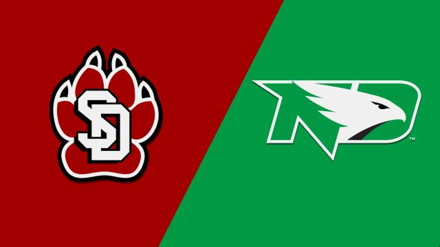 South Dakota vs. North Dakota (M Basketball)