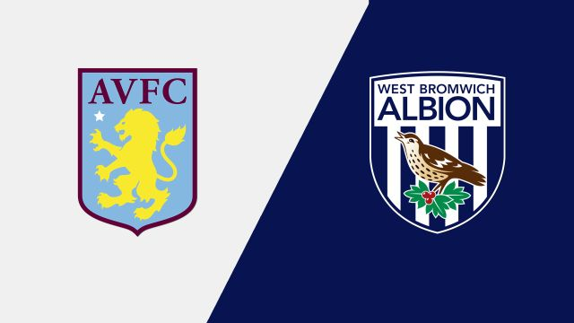 Aston Villa vs. West Bromwich Albion (English League Championship)