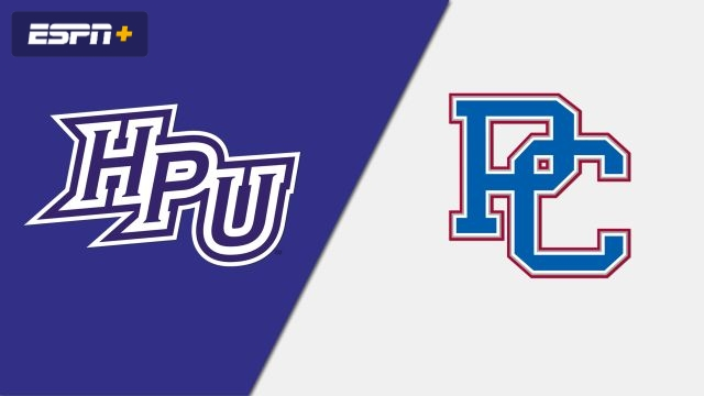 High Point vs. Presbyterian (W Soccer)