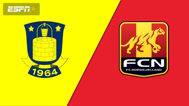 Brondby IF vs. Nordsjaelland (Danish Superliga)