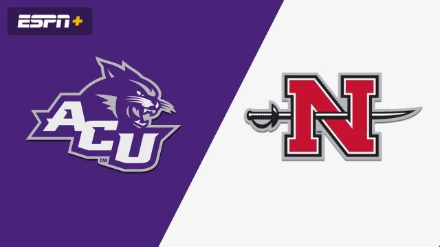 Abilene Christian vs. Nicholls (Football)