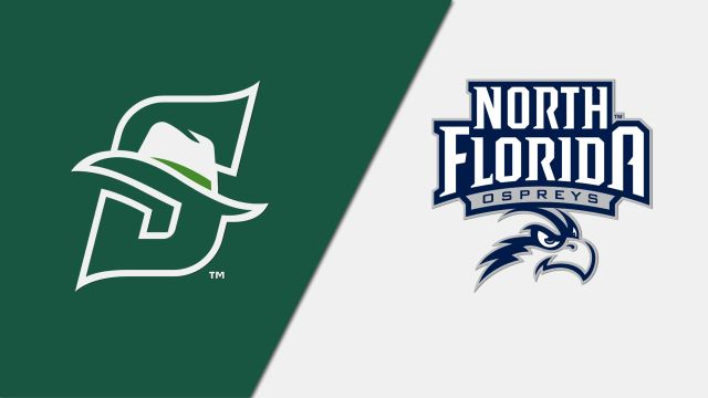 Stetson vs. North Florida