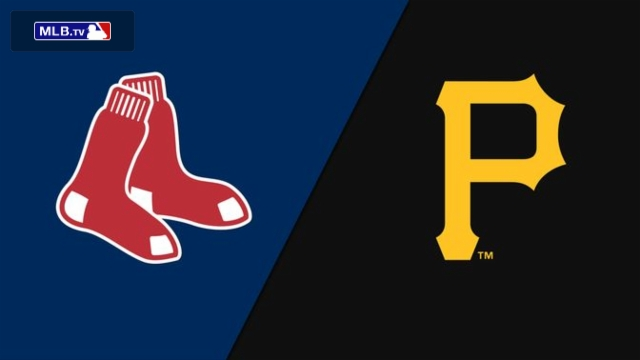 Boston Red Sox vs. Pittsburgh Pirates