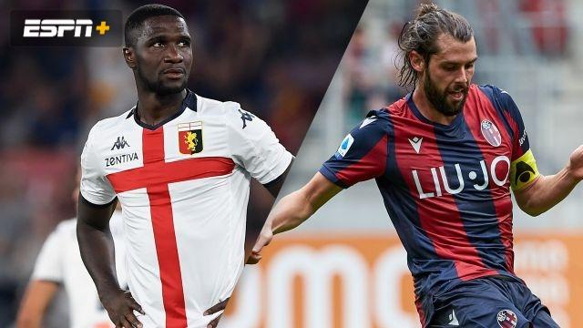 Genoa vs. Bologna (Serie A)