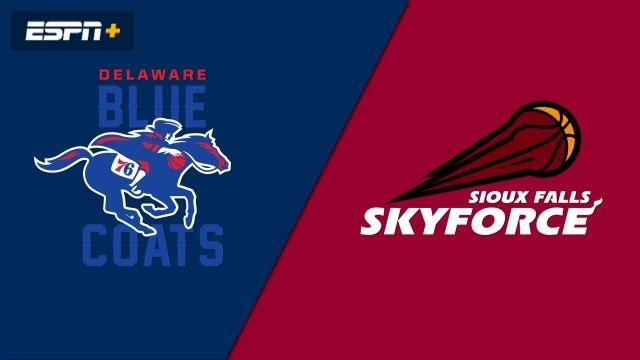 Delaware Blue Coats vs. Sioux Falls Skyforce