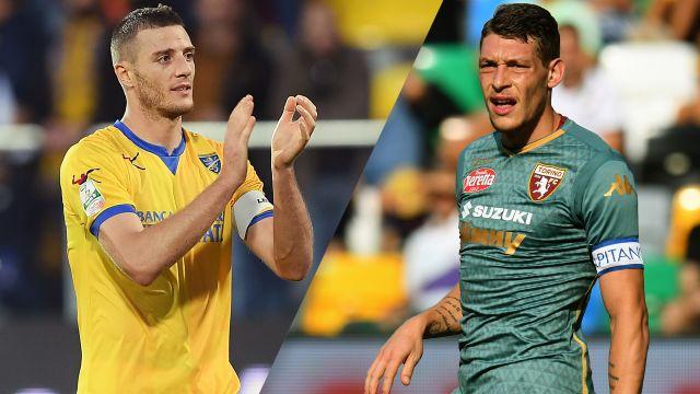 Frosinone vs. Torino (Serie A)