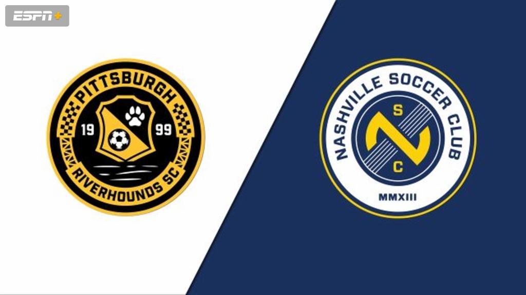 Pittsburgh Riverhounds SC vs. Nashville SC (USL Championship)