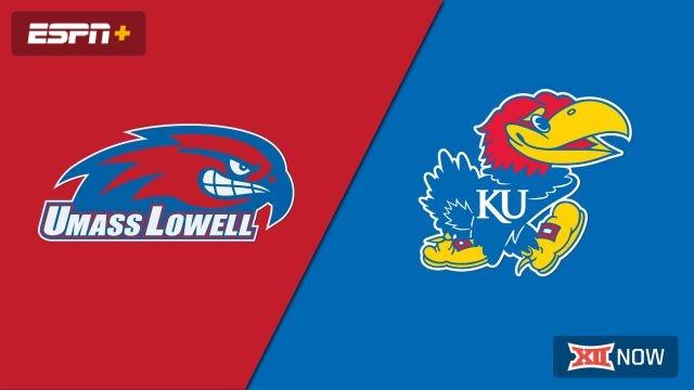 UMass Lowell vs. Kansas (W Basketball)