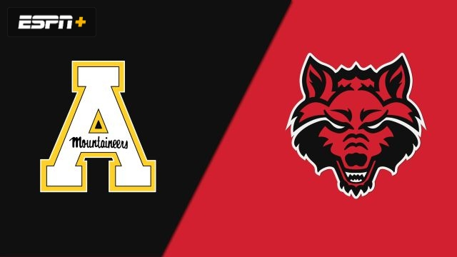 Appalachian State vs. Arkansas State (M Basketball)