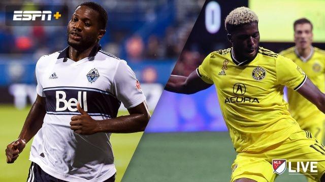 Vancouver Whitecaps FC vs. Columbus Crew SC (MLS)