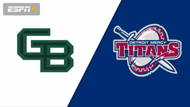 Green Bay vs. Detroit Mercy (M Basketball)