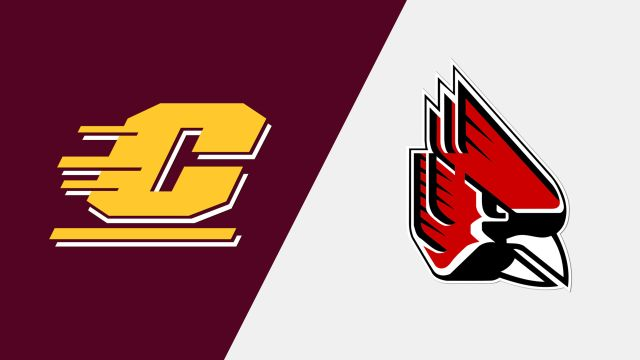 Central Michigan vs. Ball State (Softball)