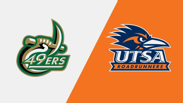 Charlotte vs. UTSA (M Basketball)