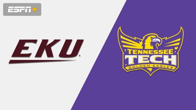 Eastern Kentucky vs. Tennessee Tech (W Basketball)