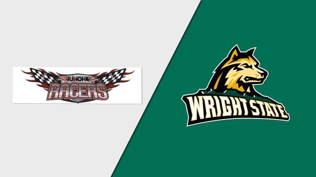 Northwestern Ohio vs. Wright State (M Basketball)