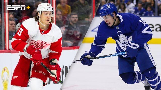 Detroit Red Wings vs. Toronto Maple Leafs