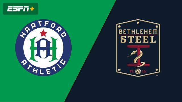 Hartford Athletic vs. Bethlehem Steel FC (USL Championship)
