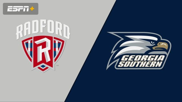 Radford vs. Georgia Southern (M Basketball)