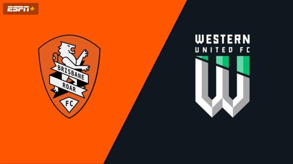 Brisbane Roar FC vs. Western United FC (A-League)