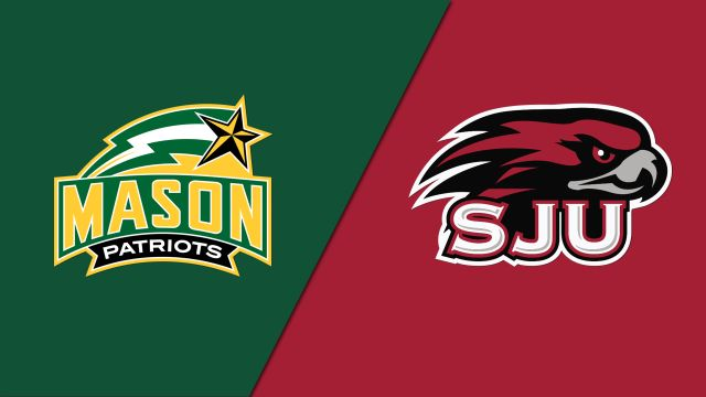 George Mason vs. Saint Joseph's (Baseball)