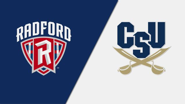 Radford vs. Charleston Southern (Baseball)