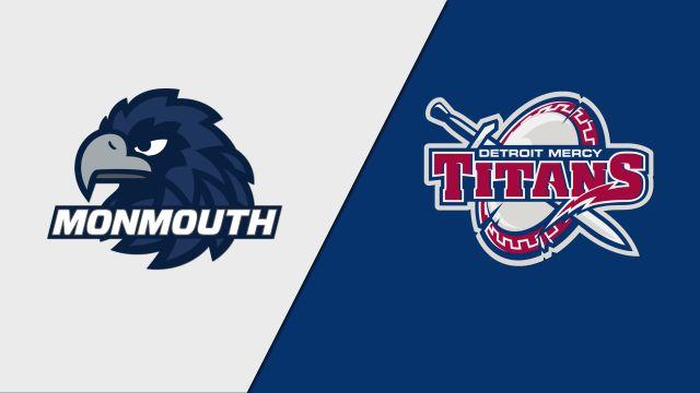 Monmouth vs. Detroit Mercy (M Lacrosse)