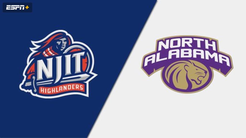 NJIT vs. North Alabama (W Volleyball)